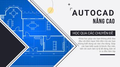 Chinh phục Autocad - Học qua các chuyên đề nâng cao