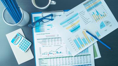 Trọn bộ báo cáo bằng biểu đồ chuyên nghiệp trong Excel
