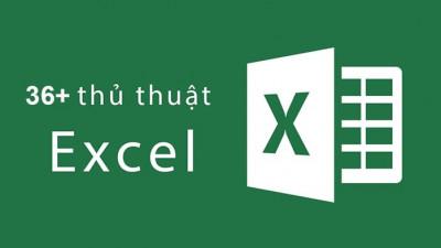 Mẹo và Thủ Thuật Excel 2020 - Cập nhật hàng tuần