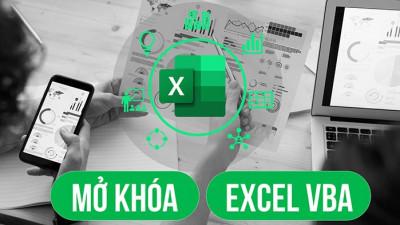 VBA101 - Tự động hoá Excel với lập trình VBA cho người mới bắt đầu