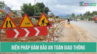 [BPTC] Biện pháp đảm bảo an toàn giao thông – Đường mở rộng quốc lộ