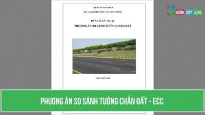 [Tài liệu] Đề xuất kỹ thuật – Phương án so sánh tường chắn đất