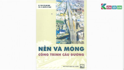 [Sách] Nền và móng công trình cầu đường