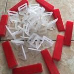 Ke và nêm nhựa cân bằng ốp lát