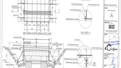 [Tài liệu] Biện pháp thi công móng cẩu tháp