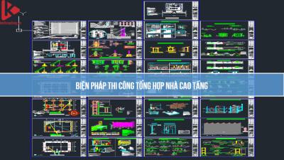 [BV] Biện Pháp Thi Công Tổng Hợp Nhà Cao Tầng