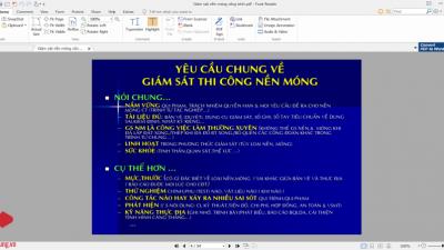 [Tài liệu] Tổng hợp tài liệu giám sát thi công
