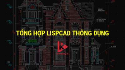 [Tài liệu] LispCad thông dụng