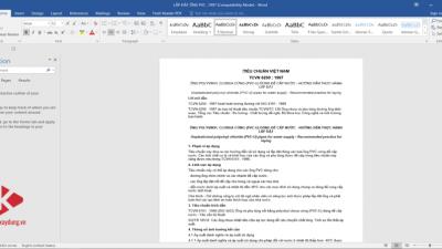 [Tài liệu] Tài liệu thi công nghiệm thu